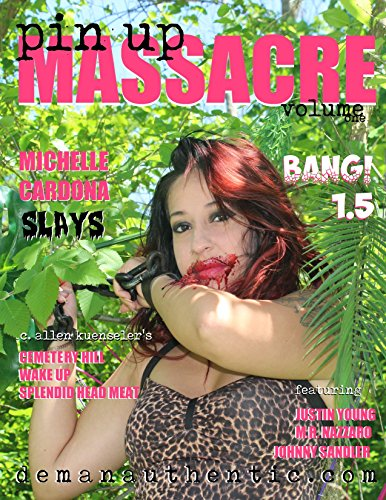 Pinup Massacre  (Volume Book 1) (English Edition) (Pinup Halloween)