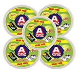 #2: Aone Dishwash Round Bar - 500 Gms (5-In-1 Pack)