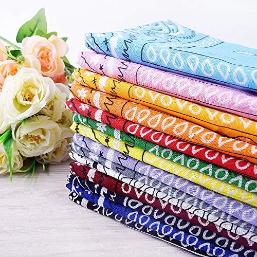 NUOVA L DONNA Ragazze Floreale Fiore Testa Collo Bandana Sciarpa Moda UK Venditore