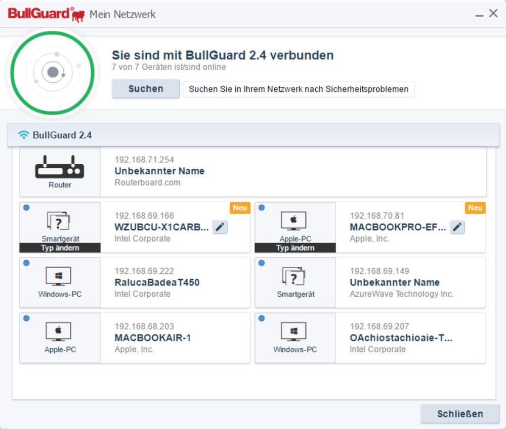 BullGuard Premium Protection 2018 - Lizenz für 1 Jahr und 10 Geräte! Windows|MacOS|Android [Online Code] - 8