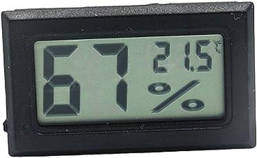 LCD Digitales Thermometer / Hygrometer, Modul für den Innenbereich mit elektronischer Temperaturanzeige