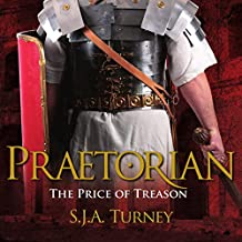 The Price of Treason: Praetorian Series, Book 2