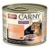 Animonda | Cat Dose Carny Kitten Rind, Kalb & Huhn | 6 x 200 g