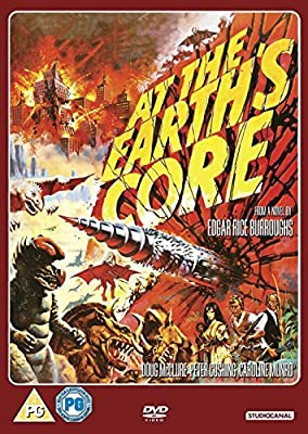 Der sechste Kontinent / At the Earth's Core ( Edgar Rice Burroughs' At the Earth's Core ) [ UK Import ]