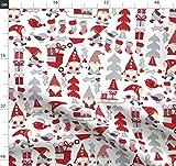 Gnomen Design Wettbewerb, Weihnachten, Elfen, Stoffe -