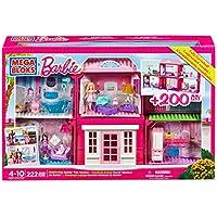 Mega Bloks Barbie Build-N-Play Fab Mansion