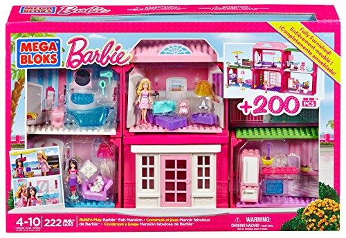 Barbie - Nueva Mansión (Mega Bloks 80149)