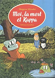 Kappa Edition simple Moi, la mort et Kappa