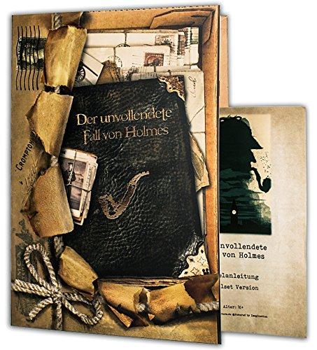Preisvergleich Produktbild Der unvollendete Fall von Holmes - Das Live-Escape-Spiel für zu Hause