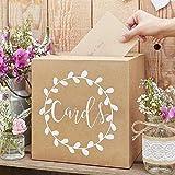 Ginger Ray Hochzeit Taufe Geburtstag Karten Briefbox Geschenkbox Gästebuch Vintage