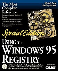 Using the Windows 95 Registry: Special Edition (Special Edition Using) by Honeycutt, Jerry (1996) Paperback