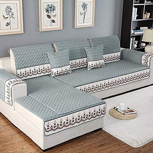 Zzy Sofa möbel Protector für Hund ganzjahresreifen Plush Sofa werfen slipcover sektionaltore slipcovers l Form u Form waschbar Couch Abdeckung-1 stück -C 110x160cm(43x63inch)