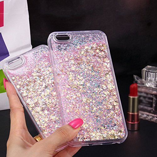 Hosaire 4.7 Zoll Handyhülle Schalen für Apple iphone Phone Case Farbig Handy Schutzhülle Phone Back Cover Shell Fall Stil 7