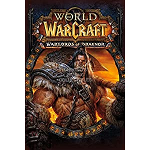 CGC Große Poster – World of Warcraft Kriegsherren von draenor Box Art PC – ext181, Papier, 16″ x 24″ (41cm x 61cm)