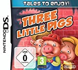 Best Nds Games - TALES TO ENJOY , THREE LITTLE PIGS / Review