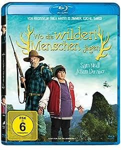 Wo die wilden Menschen jagen [Blu-ray]