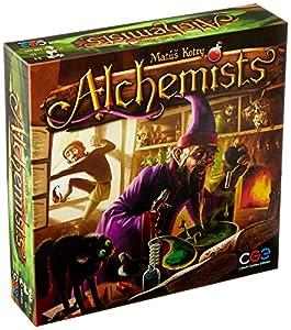 Czech Games Edition - Juego de Estrategia Alchemists para 2 - 4 Jugadores (CGE00027 )