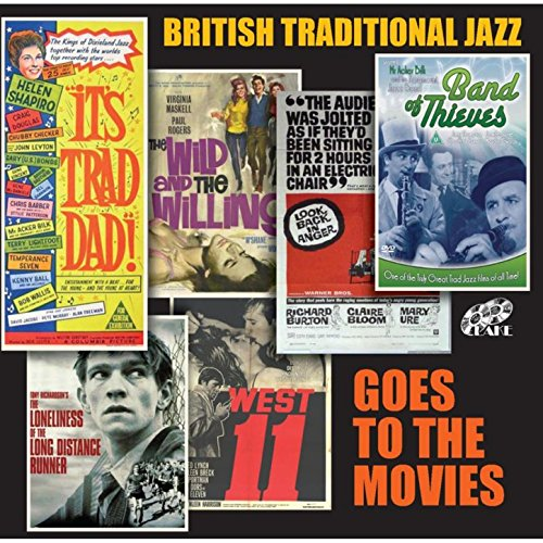 British Traditional Jazz Goes ...
