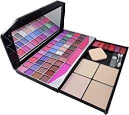 Mars Makeup Kit (48 Eyseshadow, 3 Blusher, 4 Compact Powder, 6 Lip Color, 1 Mirror, 1Puff)