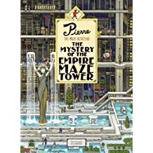 Pierre The Maze Detective: The Mystery of the Empire Maze To