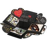 Vegena Scatola di Esplosione, Explosion Box Scrapbook Creative DIY Photo Album Regalo Perfetto sorprese romantiche Idee Regal