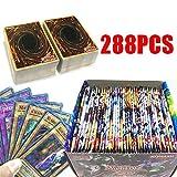 AimdonR 288 Pezzi Yu-Gi-Oh! Legendary Collection OCG Card GamePlaying Cards - Scatola per Giocattoli, Motivo: Tifosi