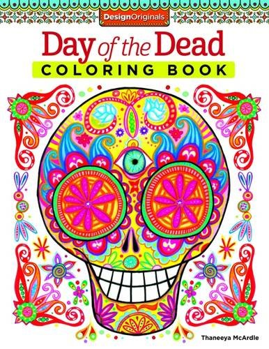 day-of-the-dead-coloring-book-coloring-is-fun