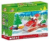 COBI 28018 - Santa Claus, rot