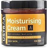 Ustraa Moisturising Cream for men, Oily skin, 100gm