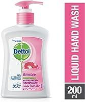 صابون سائل ديتول غسول اليدين للعناية بالبشرة 200 مل.