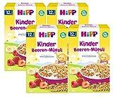 Hipp Kinder Beeren-Müsli, ab dem 12. Monat, 4er (4 x 200g)