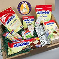 Amazon easter gifts hampers gourmet gifts grocery milkybar ultimate easter gift box cow easter egg bars giant buttons negle Choice Image