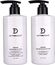 De Fabulous Reviver Hair Repair Shampoo 250ml & Conditioner 250ml (Combo Of 2)