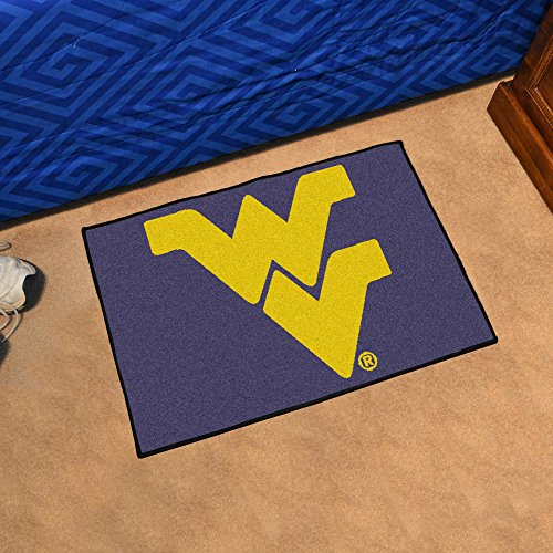 West Virginia Bergsteiger NCAA Starter Fußmatte (20 x 30)