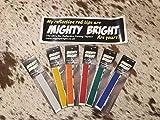 Mighty Bright Reflektierendes Klebeband, 160 mm, Blau