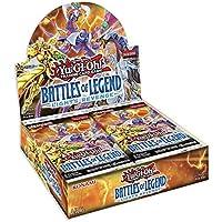 Yu-Gi-Oh! TCG Battles of Legend: Light's Revenge Booster Box (24 Packs)