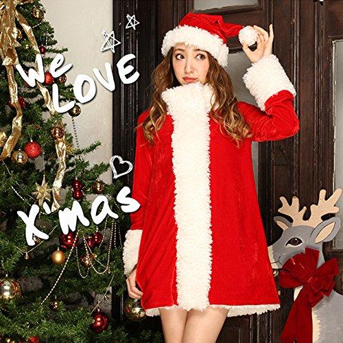 Weihnachts - Kostüm Santa Claus Ball Mädchen Bar Anzug Mädchen - Jahrestagung Party - Uniform Ds Weihnachts - Kostüm (Santa Claus Kostüme Für Mädchen)