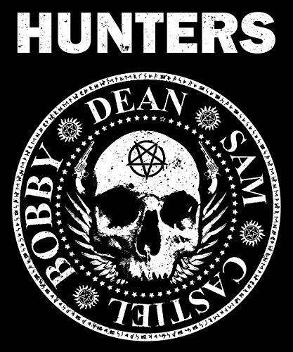 -- HUNTERS -- Boys T-Shirt Schwarz