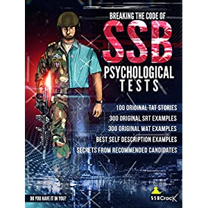 Breaking The Code of SSB Psychological Tests – SSB Interview (TAT/WAT/SRT/SD)