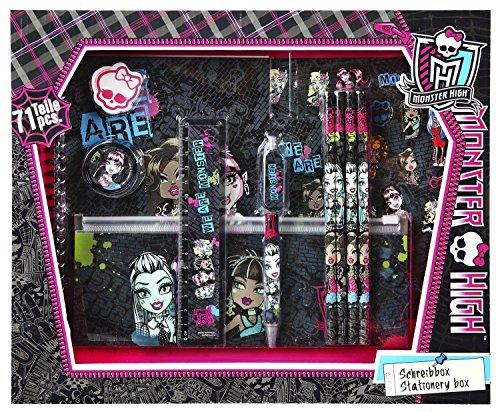 Undercover MHCP1121 - Schreibbox Monster High, 71 (Bleistifte High Monster)