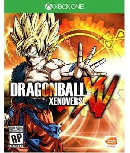 Dragon Ball Xenoverse – Replen (Xbox One) 61a9E8CGulL