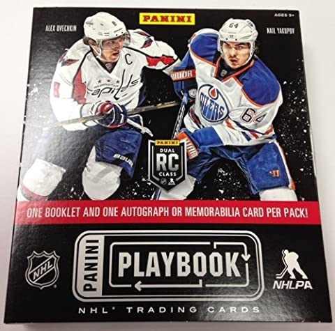 Panini Playbook 2013/2014 Hobby Box Boîte de Hockey NHL