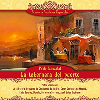 La tabernera del puerto, Acto II: Raconto de Marola (con fondo musical)