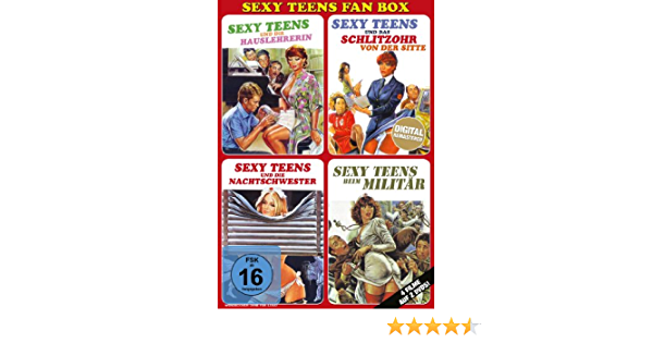 Sexy Teens Fan Box [2 DVDs]: Amazon.de: Edwige Fenech, Gloria ...