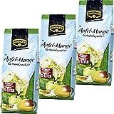 Krüger - Getränkepulver 'Apfel-Mango' - 3 x 1KG