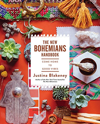 The New Bohemians Handbook por Justina Blakeney