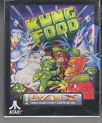 Kung Food - Lynx by Atari Inc by Atari Inc