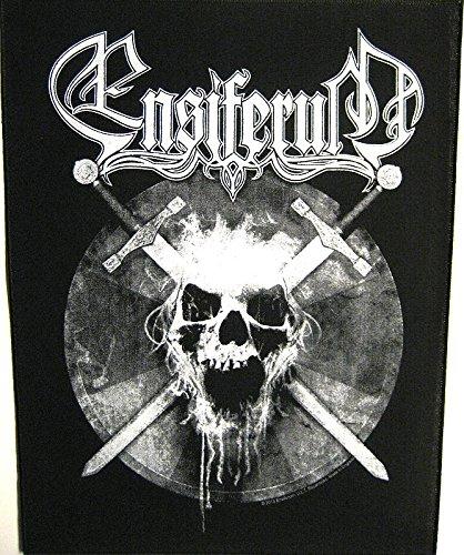 Ensiferum Skull Toppe schiena standard
