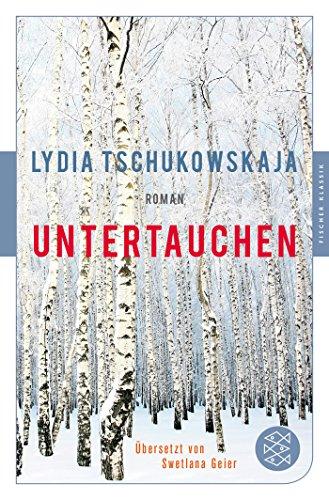 Buchseite und Rezensionen zu 'Untertauchen: Roman' von Lydia Tschukowskaja