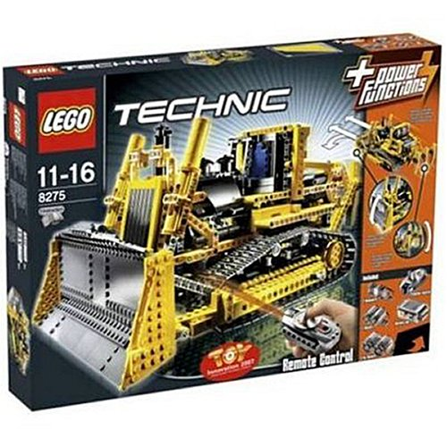 Preisvergleich Produktbild Lego Technic 8275 - RC Bulldozer mit Motor